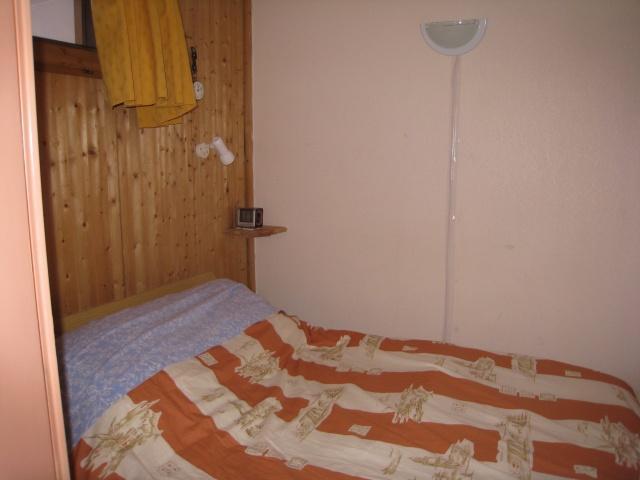Location au ski Studio cabine 4 personnes (B 43) - Residence Le Chateau B - Les Houches - Chambre