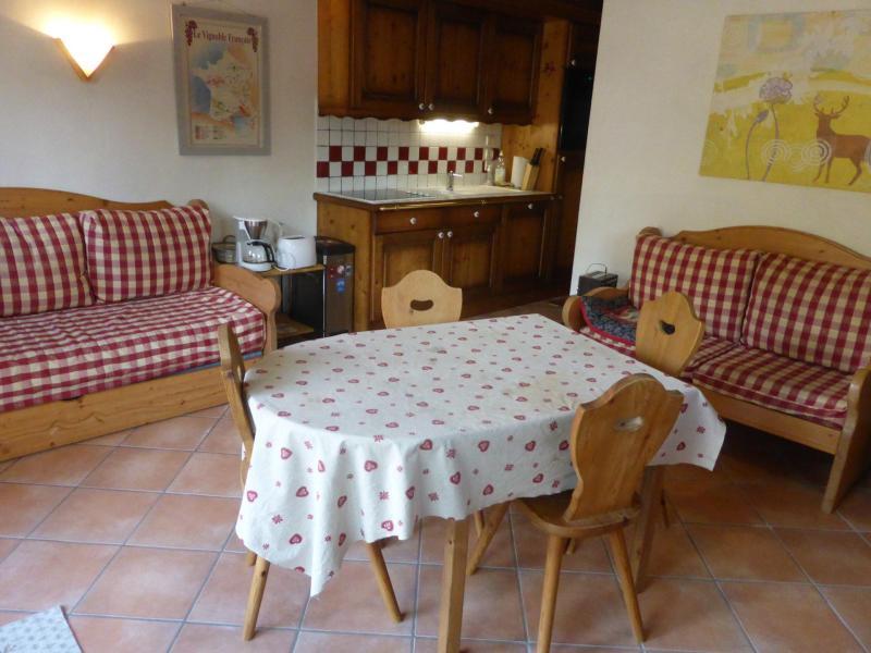 Location au ski Appartement 3 pièces 6 personnes (1) - Résidence le Grand Tétras - Les Houches