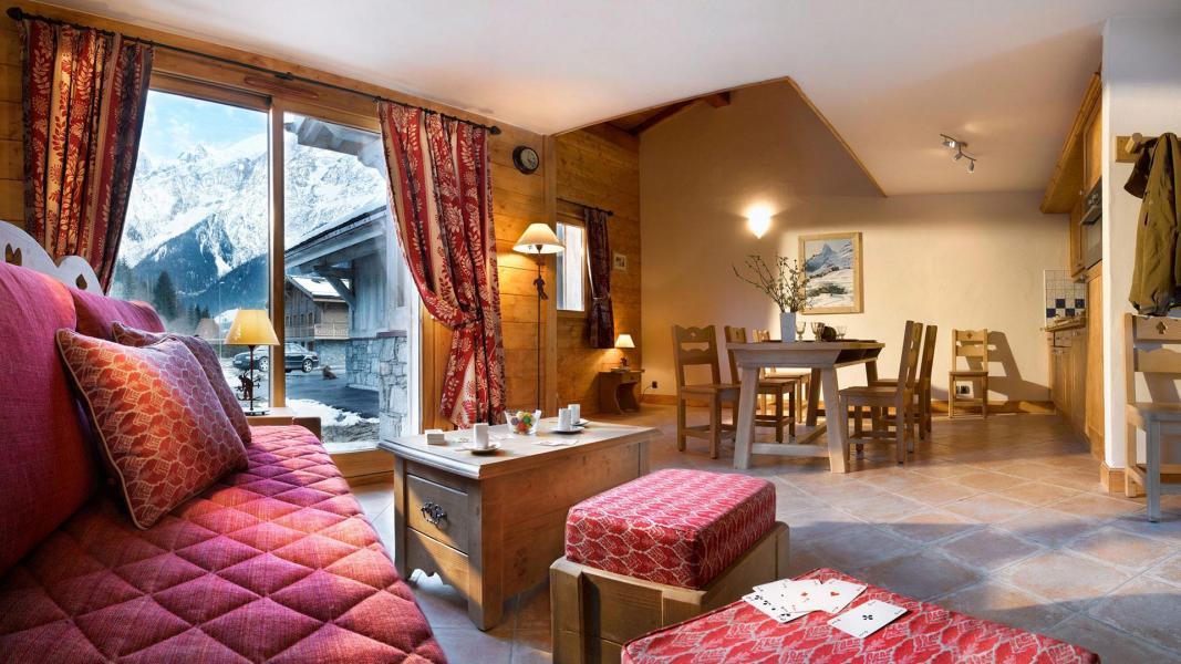Alquiler al esquí Résidence le Hameau de Pierre Blanche - Les Houches - Estancia