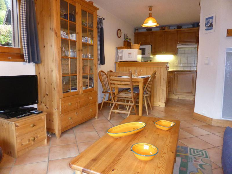 Location au ski Appartement 2 pièces 6 personnes (Vallot 10) - Résidence les Hauts de Chavants - Les Houches