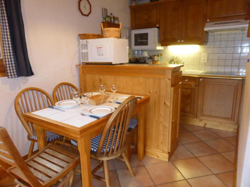 Soggiorno sugli sci Appartamento 2 stanze per 6 persone (Vallot 10) - Résidence les Hauts de Chavants - Les Houches