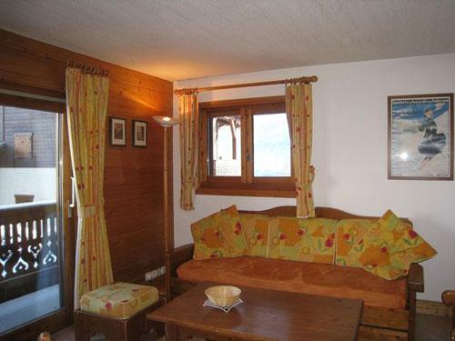 Location au ski Appartement 3 pièces 5 personnes - Residence Les Hauts De Chavants Bellachat - Les Houches - Fenêtre