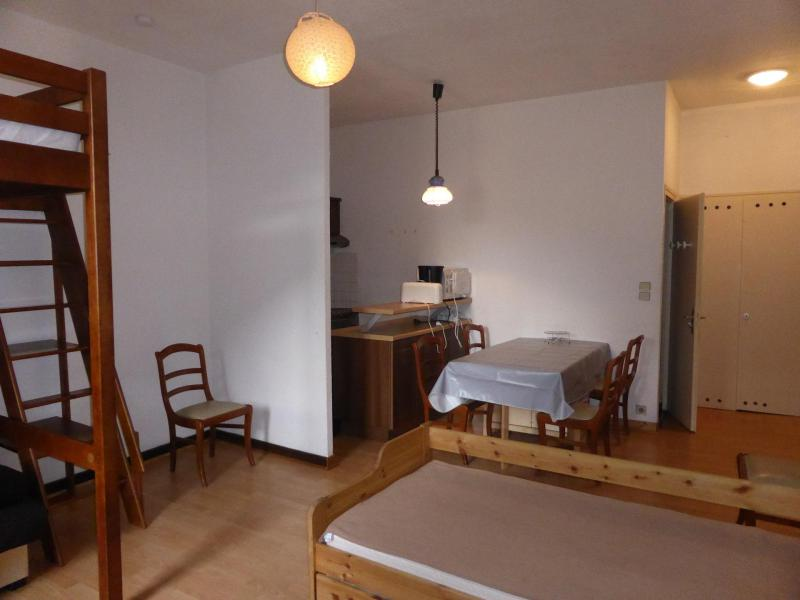 Location au ski Studio coin montagne 6 personnes (105) - Résidence Sainte Marie - Les Houches