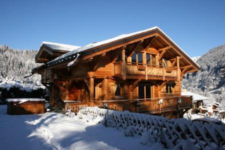 Location au ski Chalet le Cairn - Les Houches