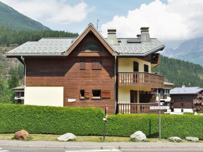 Rent in ski resort 3 room apartment 4 people (1) - L'Hermine - Les Houches