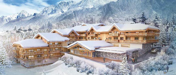 Location Les Houches : Les Chalets Eléna hiver