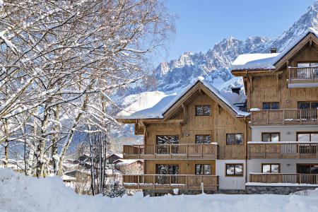 Rental Les Houches : Les Chalets Eléna winter