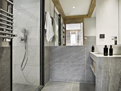 Rent in ski resort Les Chalets Eléna - Les Houches - Bathroom