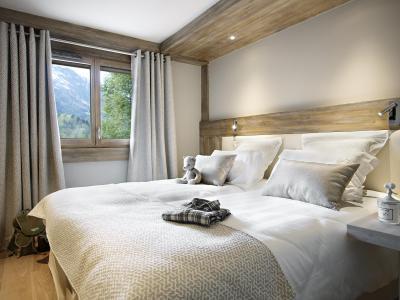 Location au ski Les Chalets Eléna - Les Houches - Chambre