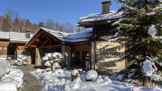 Location Les Houches : Les Chalets Les Granges d'en Haut 2 hiver