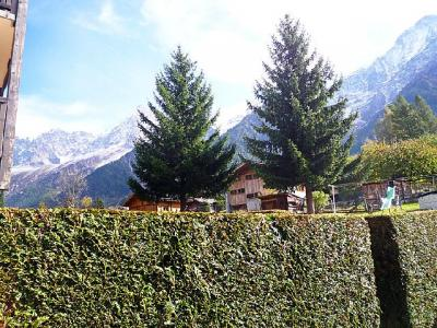 Rent in ski resort 1 room apartment 3 people (4) - Les Chamois - Les Houches - Apartment