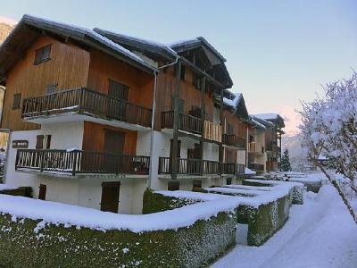 Location Les Houches : Les Chamois hiver