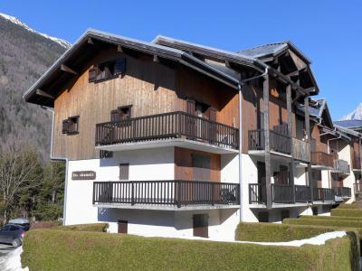 Rent in ski resort 1 room apartment 3 people (4) - Les Chamois - Les Houches