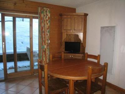 Location au ski Appartement 2 pièces 4 personnes (12) - Les Hauts De Chavants Pierre A Berard - Les Houches - Table