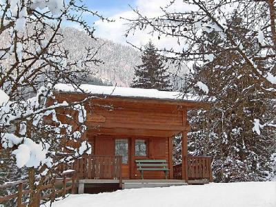 Rent in ski resort 3 room chalet 6 people (1) - Pierre Blanche - Les Houches - Winter outside