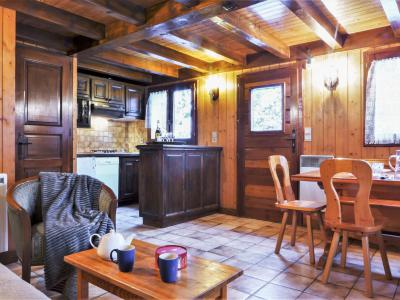 Rent in ski resort 3 room chalet 6 people (1) - Pierre Blanche - Les Houches