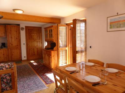 Rent in ski resort 2 room apartment 5 people (6) - Résidence Beauregard - Les Houches - Apartment