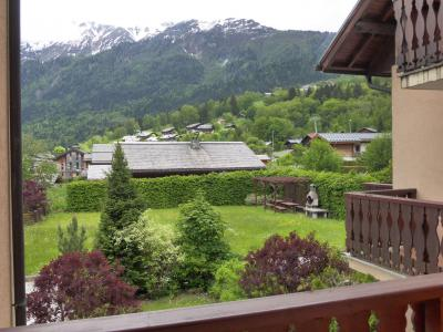 Rent in ski resort 2 room apartment 5 people (6) - Résidence Beauregard - Les Houches