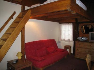 Location au ski Studio mezzanine 4 personnes (4) - Residence Bionnassay - Les Houches - Canapé-lit