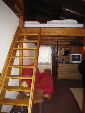 Location au ski Studio mezzanine 4 personnes (4) - Residence Bionnassay - Les Houches - Échelle
