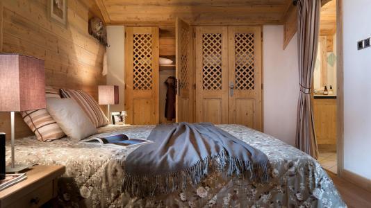 Location au ski Résidence le Hameau de Pierre Blanche - Les Houches - Chambre