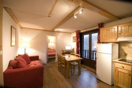 Location au ski Appartement 3 pièces 6 personnes - Residence Les Balcons D'anaite - Les Houches - Séjour