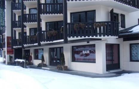 Location au ski Residence Les Balcons D'anaite - Les Houches - Extérieur hiver