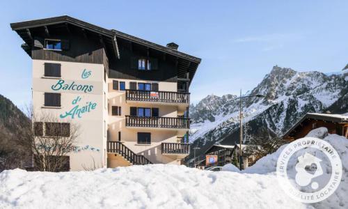 Ski tout compris Résidence les Balcons d'Anaïte - Maeva Home