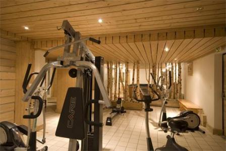 Location au ski Residence Les Balcons D'anaite - Les Houches - Intérieur