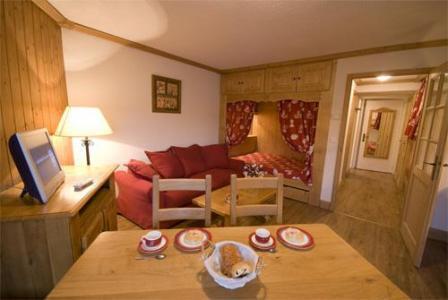 Location au ski Studio 4 personnes - Residence Les Balcons D'anaite - Les Houches - Séjour