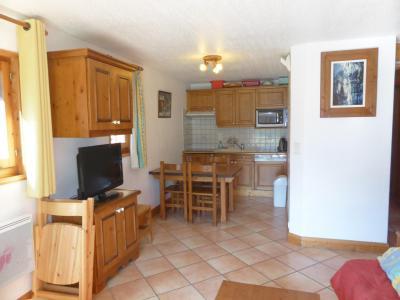 Rent in ski resort 2 room apartment 6 people (Vallot 6) - Résidence les Hauts de Chavants - Les Houches