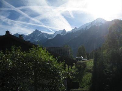 Rent in ski resort 2 room apartment 4 people (Berard 04) - Résidence les Hauts de Chavants - Les Houches