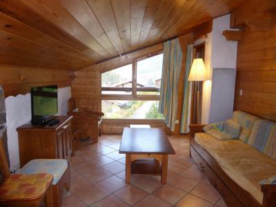 Rent in ski resort 2 room apartment cabin 7 people (Albert 1er n°13) - Résidence les Hauts de Chavants - Les Houches