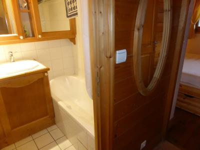 Rent in ski resort 2 room apartment 6 people (Vallot 10) - Résidence les Hauts de Chavants - Les Houches