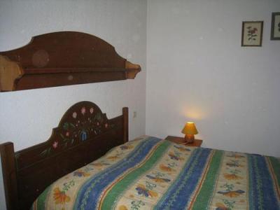 Location au ski Appartement 3 pièces 5 personnes - Residence Les Hauts De Chavants Bellachat - Les Houches - Chambre