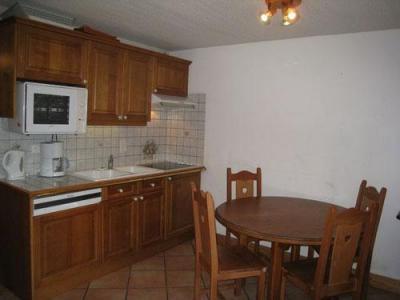 Location au ski Appartement 3 pièces 5 personnes - Residence Les Hauts De Chavants Bellachat - Les Houches - Kitchenette