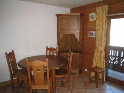 Location au ski Appartement 3 pièces 5 personnes - Residence Les Hauts De Chavants Bellachat - Les Houches - Séjour