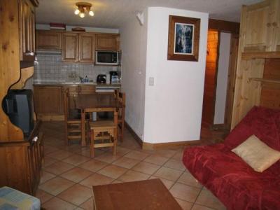 Location au ski Appartement 2 pièces 6 personnes (6) - Residence Les Hauts De Chavants Vallot - Les Houches - Cuisine ouverte
