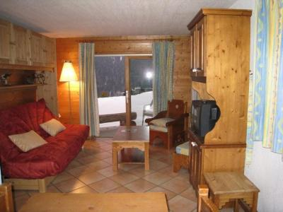 Location au ski Appartement 2 pièces 6 personnes (6) - Residence Les Hauts De Chavants Vallot - Les Houches - Séjour