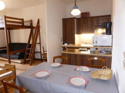 Rent in ski resort Studio sleeping corner 6 people (105) - Résidence Sainte Marie - Les Houches
