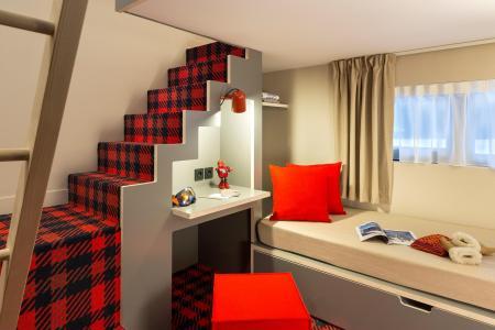 Rent in ski resort Rockypop Hotel - Les Houches - Mezzanine