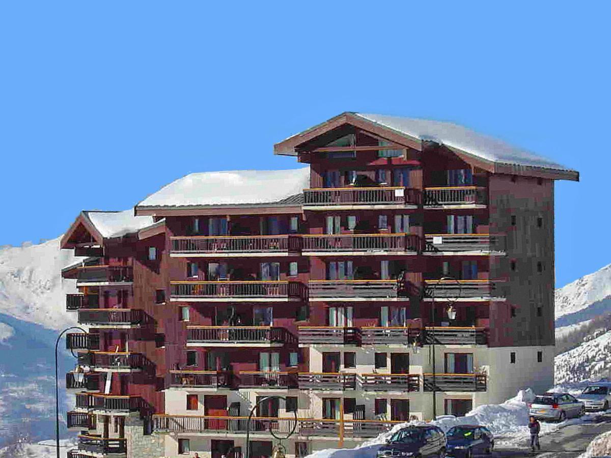 Ski en famille Balcons D'olympie