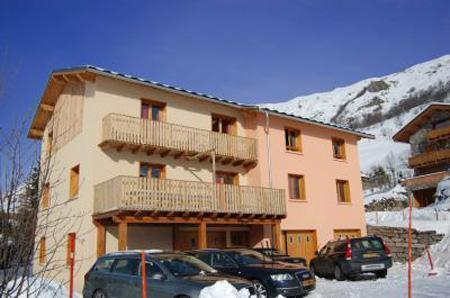 Chalet au ski Chalet Brequin