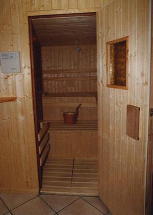 Location au ski Chalet triplex 7 pièces 16 personnes - Chalet Flocon De Belleville - Les Menuires - Sauna