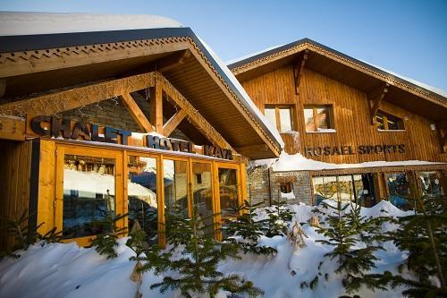 Location Chalet Hotel Le Kaya