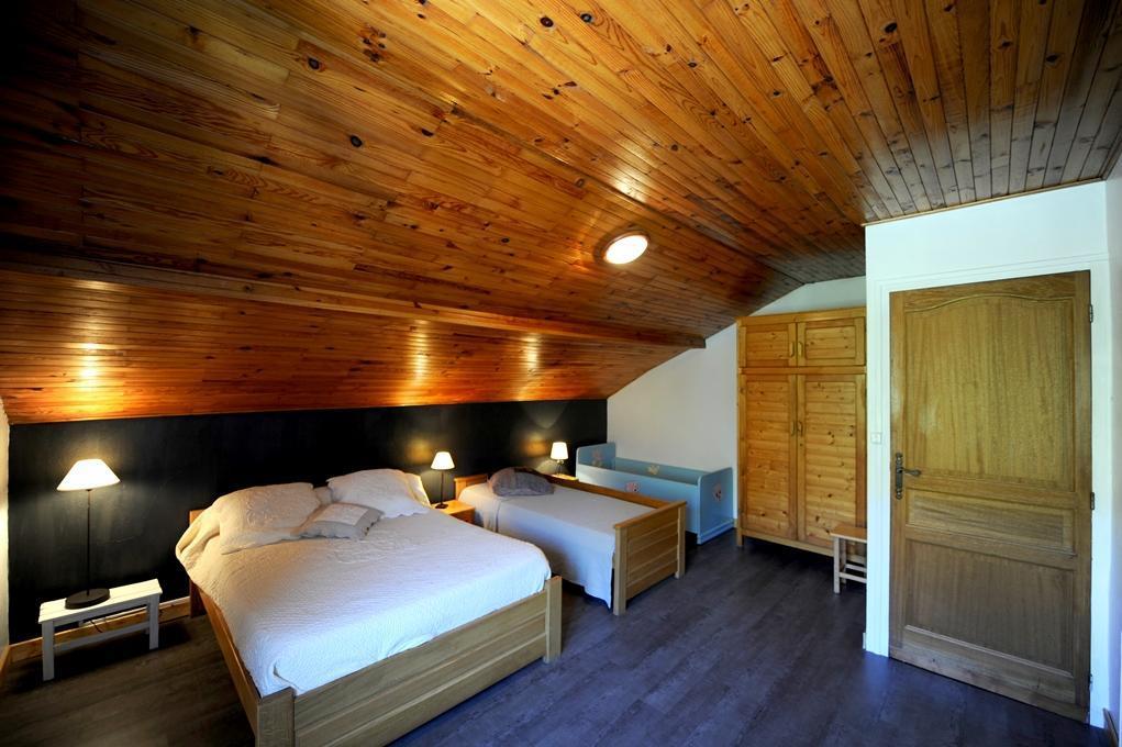 Location au ski Appartement 3 pièces 8 personnes - Chalet Le Genepi - Les Menuires - Lit double