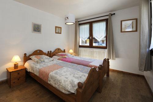 Location au ski Appartement 5 pièces 8 personnes - Chalet Le Genepi - Les Menuires - Lit simple
