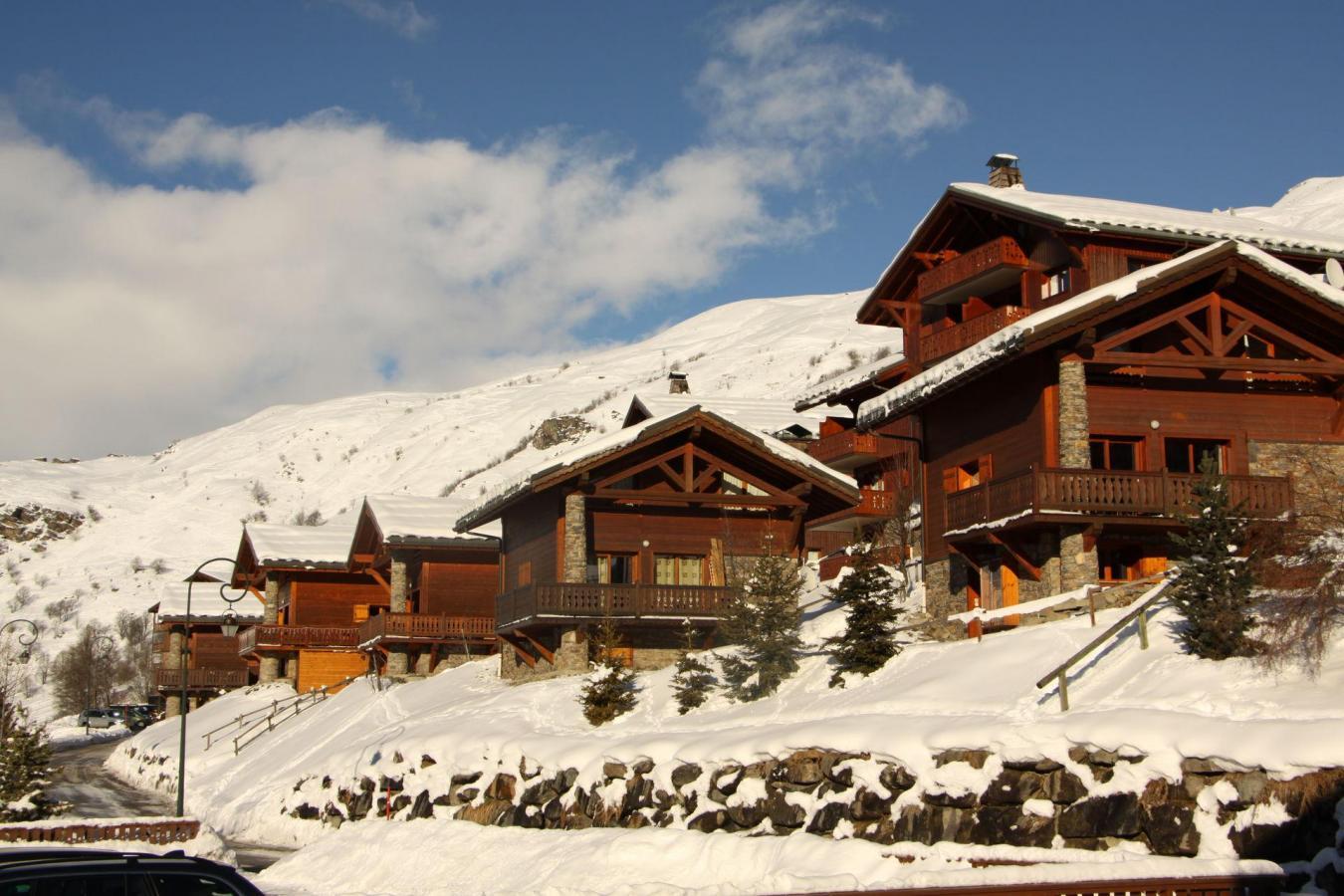 Location Appartement Ski Les Menuires