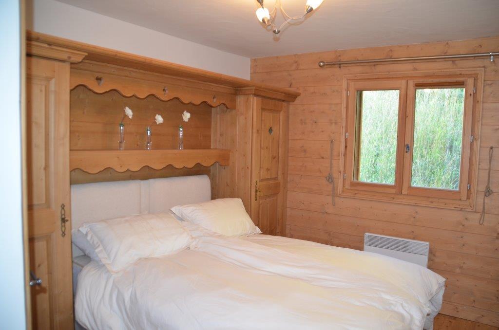 Location au ski Appartement 4 pièces 6 personnes (B4) - Chalets Du Doron - Les Menuires - Lit double