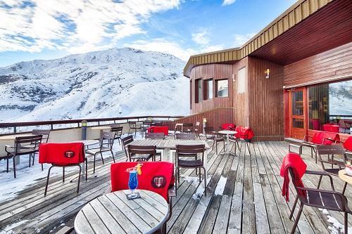Ski hors saison Hotel Les Bruyeres